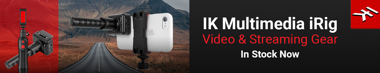 iRig Video & Streaming