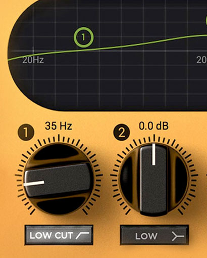 Ins and Outs: Parametric EQ