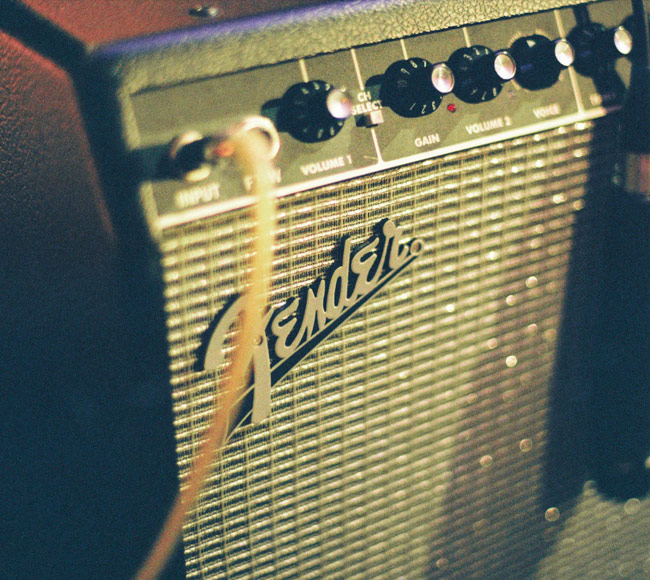 American Amp by Fender