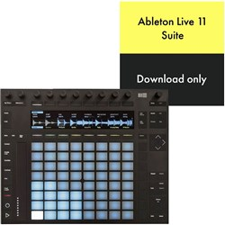 Ableton Push 2 Controller w/ Live 10 Suite Upgrade