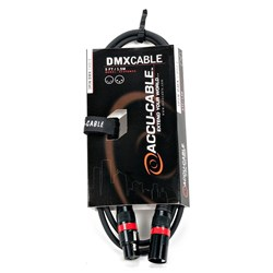 American DJ AC3PDMX5 5 Foot (1.5 Meters) 3-Pin DMX Cable