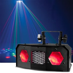 American DJ Dual Gem Pulse IR Effect Light