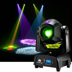 American DJ Focus Spot Two 35W LED w/ Motorised Focus Moving Head