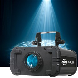 American DJ H2O IR Water Effect w/ 12W LED