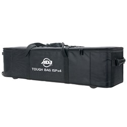 American DJ Tough Bag ISPx4 Semi-Hard Case for 4x Inno Pocket Fixtures