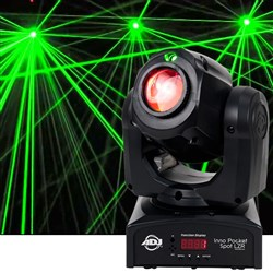 American DJ Inno Pocket Spot LZR Compact LED Moving Head