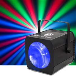 American DJ Revo 4 IR Moonflower Effect w/ LED Matrix