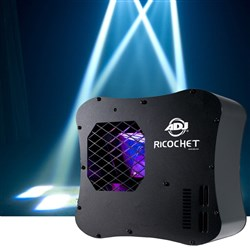 American DJ Ricochet High-Energy Hybrid 20W LED Scanner/Beam Effect