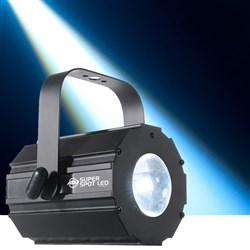 American DJ Super Spot LED 10W High Output Pinspot