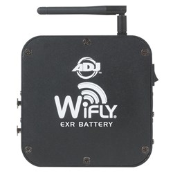 American DJ WiFLY EXR Battery Powered Wireless DMX Transceiver