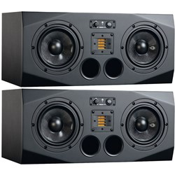 "ADAM A77X 3-Way 2x 7"" Active Studio Monitors (Pair)"