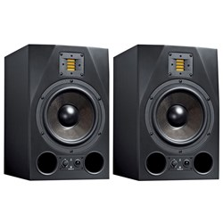 "ADAM A8X 2-Way 8.5"" Nearfield Active Studio Monitors (Pair)"
