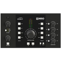 Audient Nero Desktop Monitor Controller w/ Precision Matched Attenuation Technology