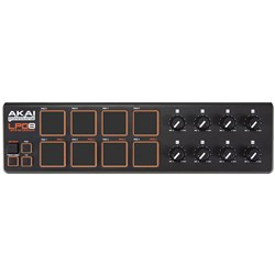 Akai LPD8 Ultra-Portable Pad Controller w/ 8 Pads
