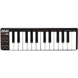 Akai LPK25 Laptop Performance Keyboard w/ 25-Keys