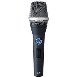 AKG D7S Premium Vocal Dynamic Microphone w/ Switch