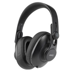 AKG K361BT Over-Ear Closed-Back Foldable Studio Headphones w/ Bluetooth