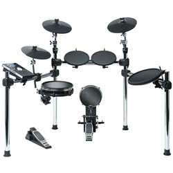 Alesis Command 8-Piece Electronic Drum Kit w/ Mesh Snare/Kick & 3 Cymbals