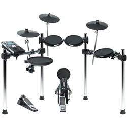 Alesis Forge 5-Piece Electronic Drum Kit w/ Forge Drum Module & 3 Cymbals