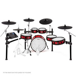 Alesis Strike Pro SE 6-Piece Pro Electronic Drum Kit w/ Mesh Heads & 5 Cymbals