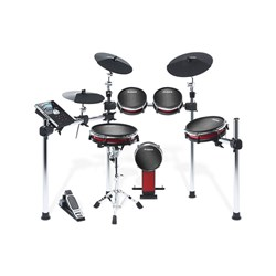 OPEN BOX Alesis Crimson 5-Piece Electronic Drum Kit w/ Mesh Heads & 3 Cymbals