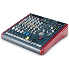 Allen & Heath ZED60-10FX Multipurpose USB Mixer w/ FX