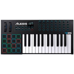 OPEN BOX Alesis VI25 25-Key Advanced USB Keyboard Controller