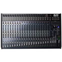 Alto Live 2404 Professional 24-Channel 4-Bus Mixer w/ USB & Effects