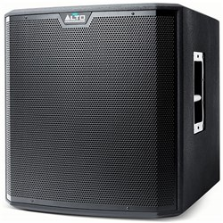 "Alto Truesonic TS215S 15"" 1250W Powered Subwoofer"