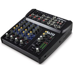Alto Professional ZMX862 6 Channel Compact Mixer