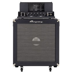 Ampeg HB-15N All-Tube Heritage 30-Watt Black Flip-top Combo