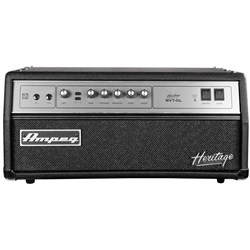 Ampeg HSVT-CL Heritage 300-Watt RMS All-Tube USA Bass Head