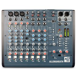 Allen & Heath XB-10 Compact Radio Broadcast Mixer