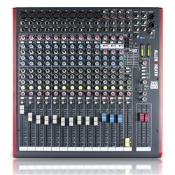 Allen & Heath ZED-16FX Multipurpose USB Mixer w/ FX