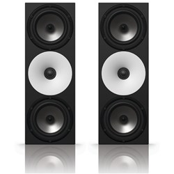 "Amphion Two15 5.25"" Two-Way Passive Radiator Nearfield Studio Monitors (Pair)"
