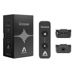 OPEN BOX Apogee Groove Portable USB DAC Headphone Amp for Mac & PC