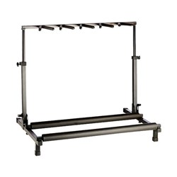 Armour GS55 5 Guitar Rack Stand
