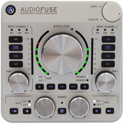 Arturia AudioFuse Next Generation Audio Interface (Classic Silver)