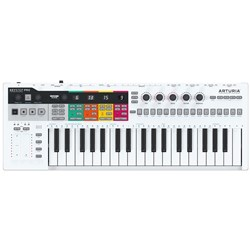 Arturia KeyStep Pro All-In-One Polyphonic Step Sequencer & Keyboard Controller