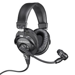 Audio Technica ATH BPHS1 Broadcast Stereo Headset