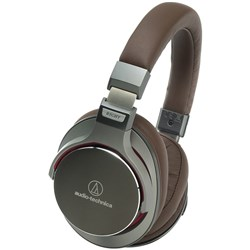 Audio Technica ATH MSR7 Hi-Res Headphones (Grey)