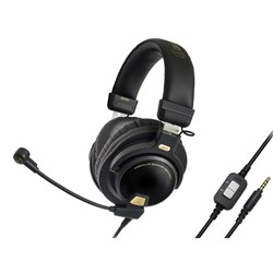 Audio Technica ATH PG1 Premium Closed Back Monitoring Style Gaming Headset