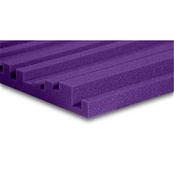 "Auralex 2"" Studiofoam Metro 12x 2ft x 4ft Panels(Purple)"