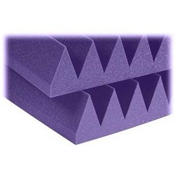 "Auralex 4"" Studiofoam Wedge 6x 2ft x 2ft Panels (Purple)"