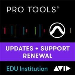 Avid Pro Tools 1-Year Subscription - Renewal (EDU Institution Version)