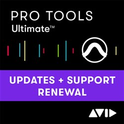 Avid Pro Tools Ultimate 1-Year Subscription - Renewal