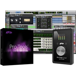 OPEN BOX Avid Apogee Duet w/ Pro Tool Annual Subscription