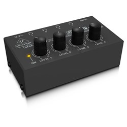 Behringer Microamp HA400 4-Channel Headphone Amp