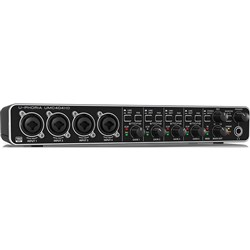 Behringer U-Phoria UMC404HD 4x4 USB Audio Interface (24-Bit/192kHz)