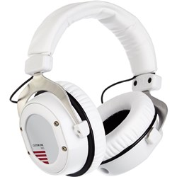 Beyerdynamic Custom One Pro Plus Closed DJ Headphones (White)